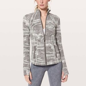 Lululemon Define Jacket Swerve Vapor Metal Grey